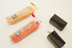 Rozge lighted lipgloss  via TheBeautyDaily