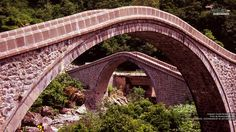 Ortacalar Twin Bridges / Arhavi - Artvin