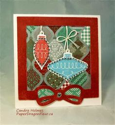 Paper DragonFleur: Holidays From The Heart Blog Hop!
