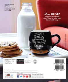 GREAT FOR SANTA COOKIES & MILK eBrochure | AVON
