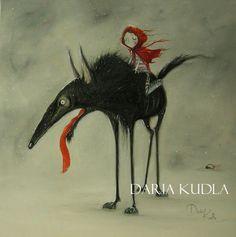 Daria Kudla, 'Winter is Coming'