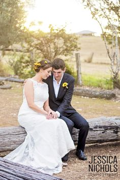 Wedding Photography / Kilcoy Homestead / Jessica Nichols Photography /