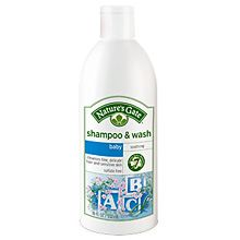 Nature's Gate Baby Soothing Shampoo & Wash