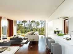 The Exquisite Villa Sifera Was Designed And Built By Josep Camps And Olga  Felip For A Developer Named PGA Catalunya Resort, And It Can Be Found  Within The