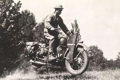 Harley-Davidson - WWII - WLA