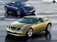 Saab sonett concept