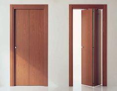 Porta a soffietto www.ferrerolegnoporte.it - Design per Interni ...