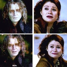 Rumbelle ^^this was heartbreaking << Yeah, my heart was in pieces everywhere.