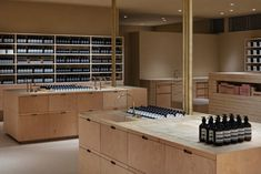 Aesop Store, Retail Shop, Kitchen Cabinets, Interior Design, Shopping, Furniture, Soap Making, Home Decor, Architects