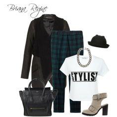"""Stylist"" by bri-regine on Polyvore"