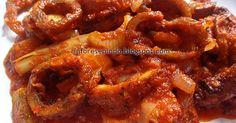 Resep Sambal Cumi Pedas   Cumi-cumi merupakan salah satu olahan seafood yang spesial dengan berbagai karakter daging yang kenyal dan lemb...
