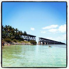 Bahia Honda park in FL Keys