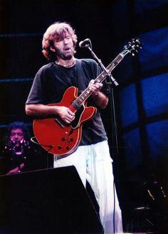 Eric Clapton  at the Budokan, Tokyo
