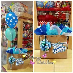 Birthday Hampers, Balloon Box, Candy Bouquet, Bff Gifts, Ideas Para Fiestas, Sentimental Gifts, Creative Gifts, Birthday Decorations, Pink Candy