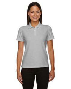 Our Custom Embroidered Polo Shirts For Women Can Be Personalized