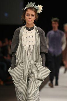 Runway / Show / Fashion Design / by Lisa Bender /Design Department / 2014 / Düsseldorf