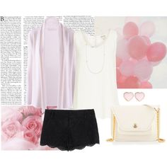 A fashion look from February 2014 featuring cashmere top, scoop neck top and alice olivia shorts. Browse and shop related looks. Alice Olivia, Cashmere, Scoop Neck, Fashion Looks, Pastel, Shorts, Polyvore, Shopping, Tops