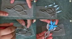Go Lord of The Rings and craft Arwen's Evenstar pendant. | 19 Awesome Craft Projects You Can Make With Polymer Clay