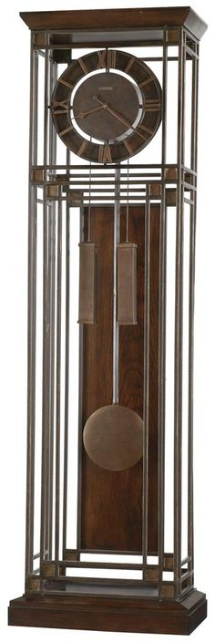 found it at clockwaycom howard miller westminster chiming mechanical wooden grandfather clock in espresso finish grandfather clocks pinterest