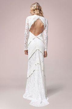 Nova Gown | Nomadic Love Collection | Rue De Seine