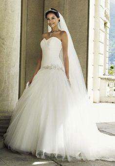 Vestido de novia de Lilly