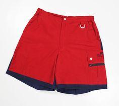 Image of Polo Sport Ralph Lauren US Polo 1996 Nylon Shorts