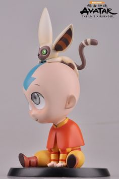 Aang e Momo Chibi Funko Toys, Lego Toys, Toy Art, Avatar Aang, Avatar The Last Airbender, Overwatch, Pelo Anime, Avengers, Anime Figurines
