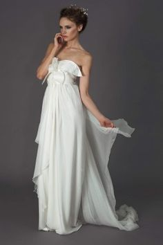 Casablanca Lilly Gown