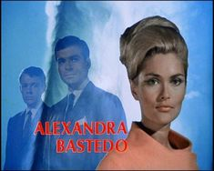 The Champions TV Series. Alexandra Bastedo always wore the most amazing chic suits. Champions, Sci Fi Tv Series, Sci Fi Tv Shows, Avengers Girl, Le Champion, Kids Tv, Television Program, Old Tv Shows, Vintage Tv
