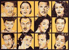 Epoca de Oro...Golden Age (Mexican Cinema), must own this print someday!!!