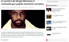 Fiz um bate papo com Sérgio Menezes ,para o Blog do Versão Masculina.Uma conversa franca onde, ele fala um pouco do seu início da sua carreira.Valeu Sergio !! Obrigado !! https://blog.versaomasculina.com.br/…/a-carreira-de-sergio…/