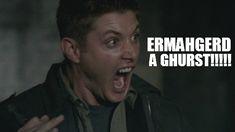Dean Supernatural Winchester