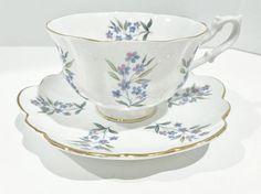 ShelleyTea Cup and Saucer Antique Tea Cups Tea Set English