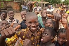 """Portraits from Zambézia, Mozambique GOTTA LAUGH THERE IS """"ONE IN EVERY CROWD"""" HUH!"""