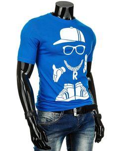Wrzuć na luz! T-shirt:  http://dstreet.pl/product-pol-2969-T-shirt-rx0665-.html #koszulka #t-shirt