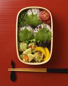 野菜入りちくわの磯辺揚げ弁当 / Vegetable-Filled Isobe-age Chikuwa Bento お弁当を作ったら #edit_jp で投稿してね!
