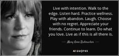 Image result for Mary Anne Radmacher