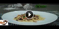 Una ricetta semplicissima ma di grande effetto  Pasta funghi e gamberetti: la ricetta di speziata