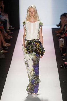 New York Fashion Week Spring 2014 - Best New York 2014 Runway Fashion - Harper's BAZAAR