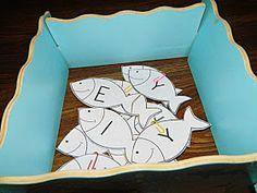 Kraina Sary: Łowienie samogłoskowych rybek
