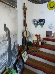 Interior Casa Dalí. Port Lligat