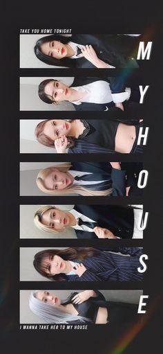 Dreamcatcher Wallpaper, Uzzlang Girl, These Girls, Kpop Girls, Girl Group, Dream Catcher, Idol, Fan Art, Cute