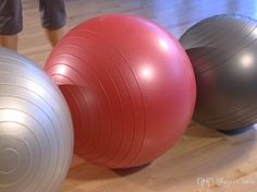 [VIDEO] How to choose a #fitnessball