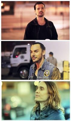 Dani Salazar ₪ on Good Charlotte, Asking Alexandria, My Chemical Romance, Thirty Seconds, 30 Seconds, 30 Sec To Mars, Jered Leto, Life On Mars, Shannon Leto