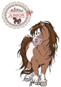 NICI: NICI Horse Club Junior:)