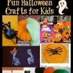31 Days of Halloween: Fun Halloween Crafts for Kids