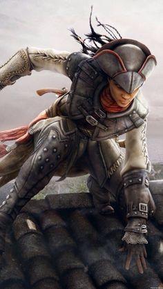 Aveline de Grandpre from Assassin's Creed Liberation
