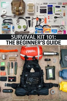 Your best bet is to learn how to build your kit and take pieces from other kits. Its not a bad practice to build your own kit and add a smaller kit to it, to add redundancy. Survival Supplies, Emergency Supplies, Survival Food, Camping Survival, Outdoor Survival, Survival Prepping, Emergency Preparedness, Survival Skills, Survival Hacks