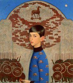 Андрей Ремнев. Харилаос. 1994 г.