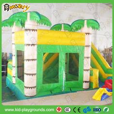 coconut palm Inflatable Party Jumpers